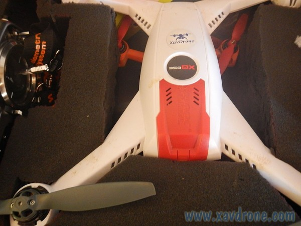 valise drone