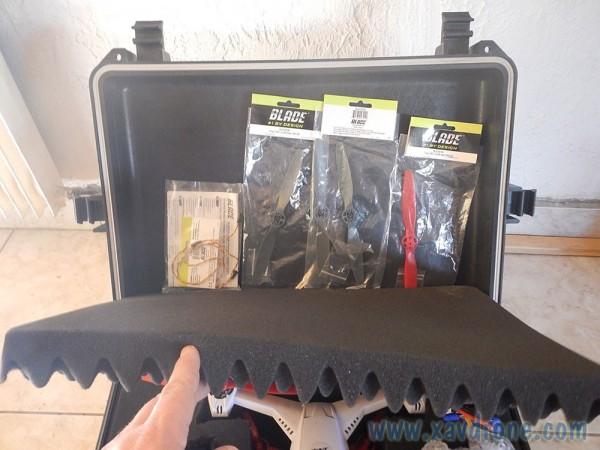 valise de transport pour drone