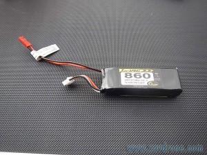 batterie xs 860