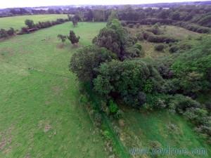 photos de chasse en drone