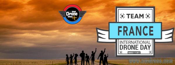 journée international du drone