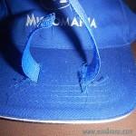 velcro casquette