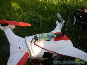blade 350 QX fpv