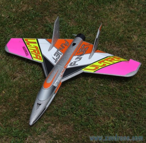 Funjet Ultra De Multiplex Un Avion Rc Rapide Et Pas Ch 232 Re