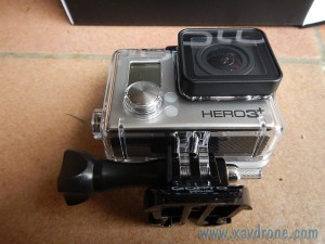 gopro hero 3+ be
