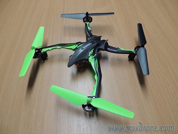 Drone dromida ominus