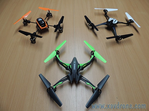 comparatif drone blade 180qx, latrax alias, dromida ominus