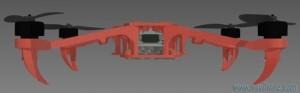 200 qx en impression 3D