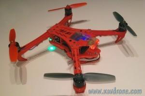 impression 3D drone 200 qx