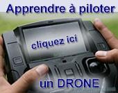apprendre à piloter un drone