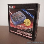 boite chargeur 4 batteries skyrc