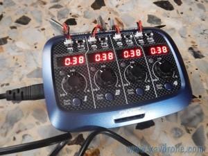 chargeur batterie hubsan x4