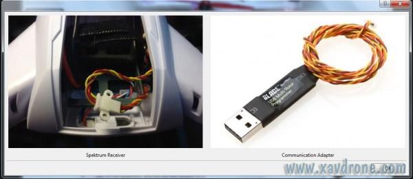 interface blade 350 qx3