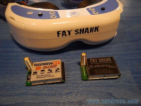 récepteur fatshark