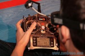 radiocommande dX8
