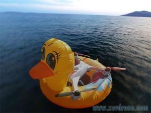 bouée canard 350 qx