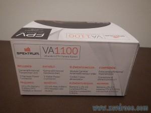 boite ultra micro caméra fpv