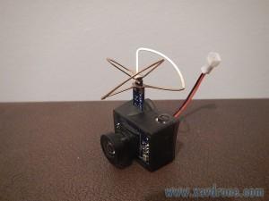 ultra micro caméra fpv spektrum
