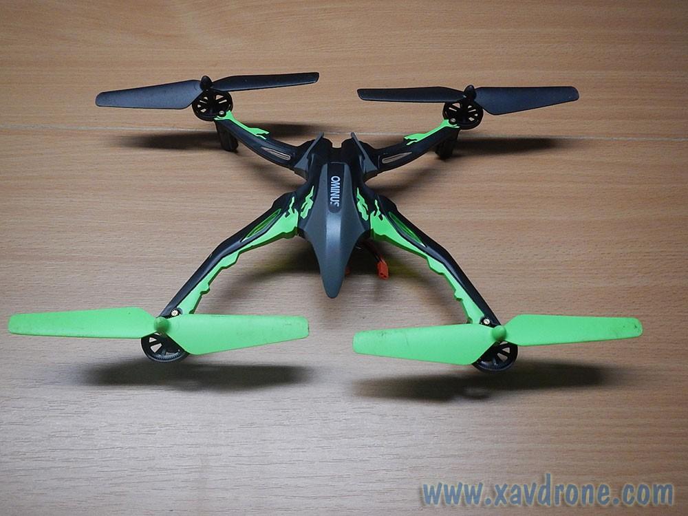 Promotion drone project, avis drone photo