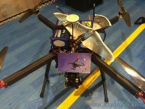avitron et drone
