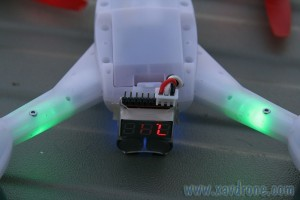 testeur de batterie drone