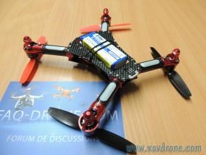 200 QX RKH rouge carbone