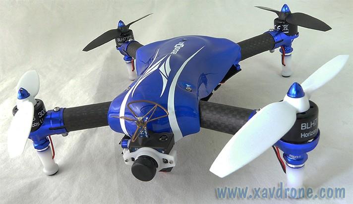 blade 200QX RKH bleu fpv