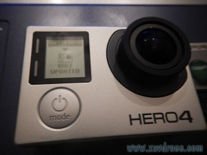 mise a jour gopro hero 4