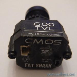 caméra fatshart 600 TVL