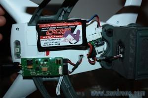 système FPV pour 350 QX3