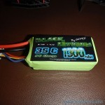 batterie lipo 3S