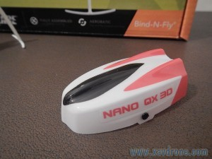 canopy Nano QX 3D