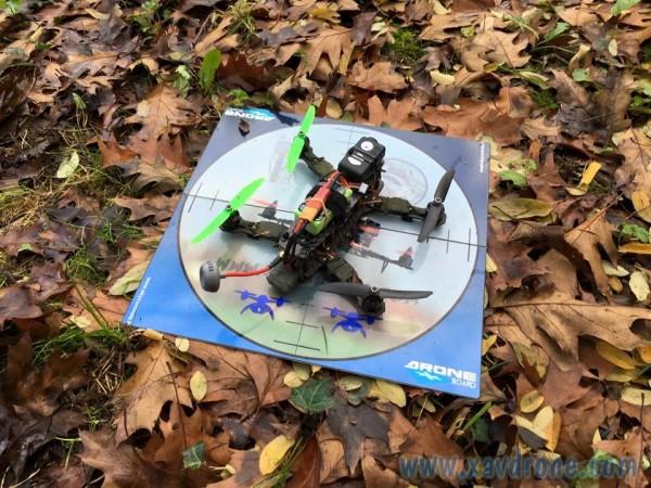 drone qa250