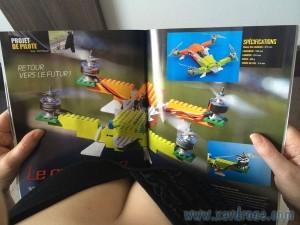 drone multirotor magazine