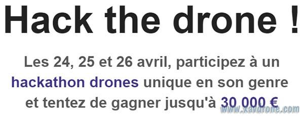 hack the drones