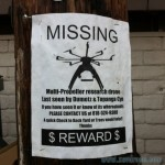 drone perdu