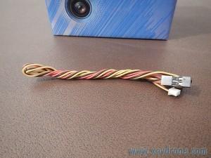 cable alimentation runcam 600 tvl