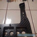chassis zigogne et bras pliable