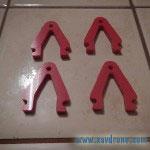 pieds zigogne