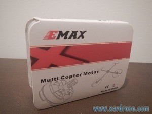 moteur emax 2300 kv
