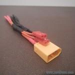 cable alimentation grappé pour zigogne