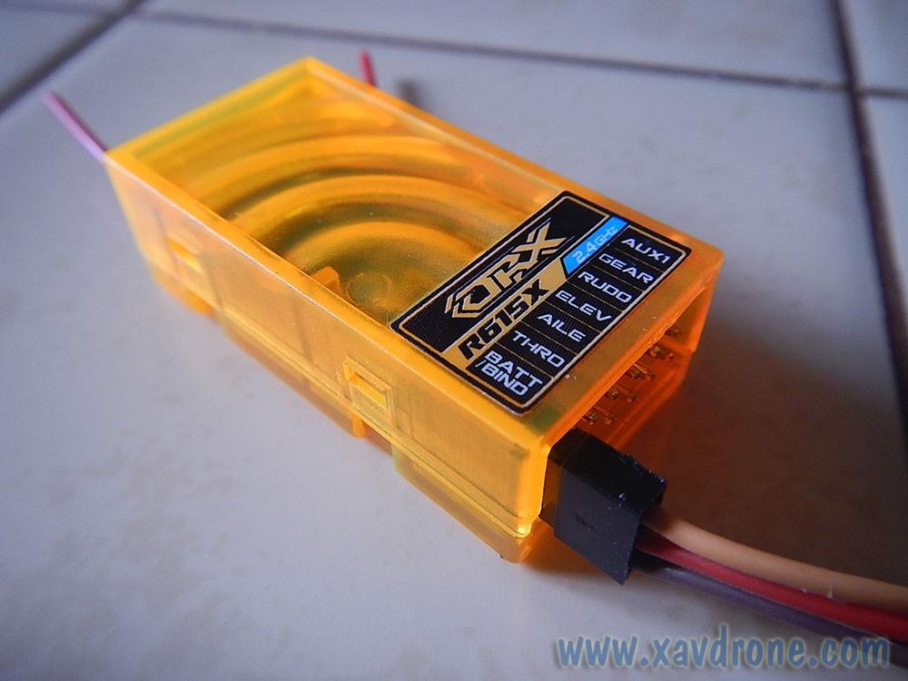 R 233 Cepteur Orange R615x Drone Test News Et Tuto Drones Et Accessoires