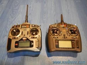 radio dx6 et dx6i