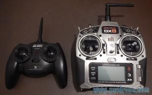 radios commandes