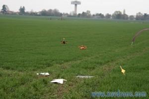 courses de drones