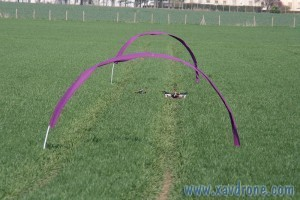 course fpv racing