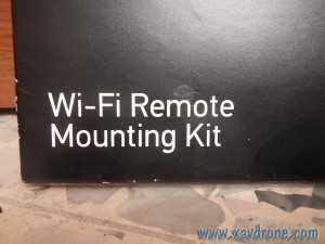 wifi remote mounting kit
