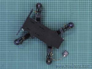 montage drone e-turbine