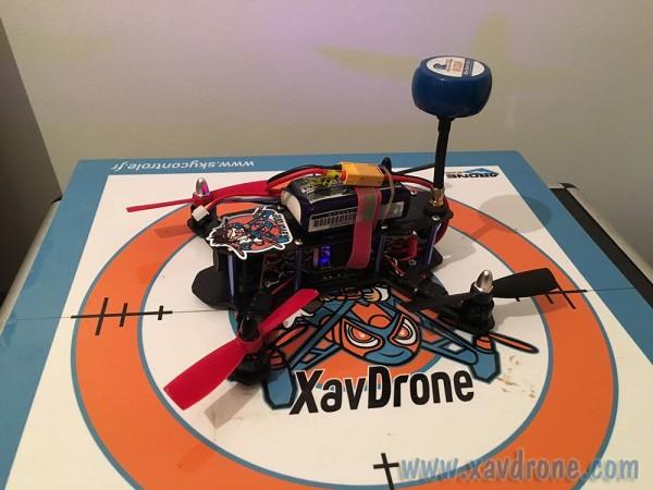 drone AC D / DC 200