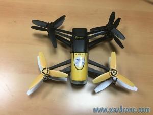 comparatif bebop drone